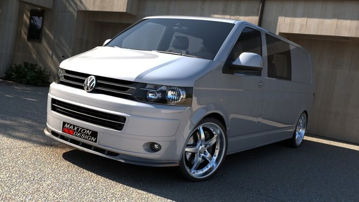 7 best images about Volkswagen T5 Facelift Tuning & Styling on Pinterest | Diffusers, Volkswagen ...