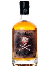Naga Chilli 250.000 Scovilles Vodka 0,5L