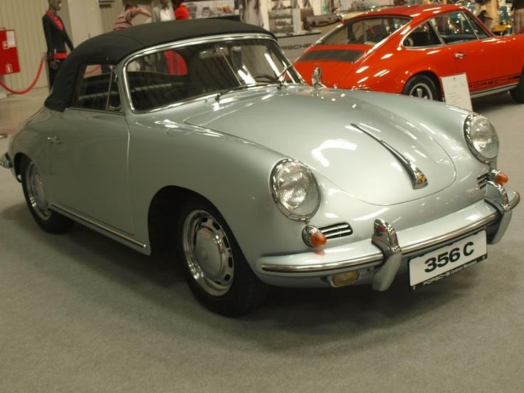 Porsche 356 C 1966, 1.6l boxer