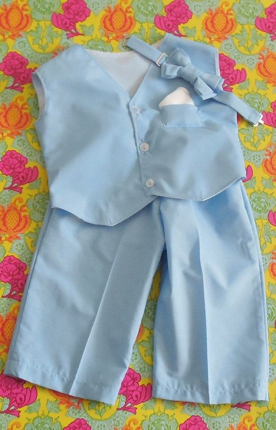 Baby Boy's Easter Suit Toddler Easter Suit by CuppyCakeClothing #Eastersuit #babyEaster