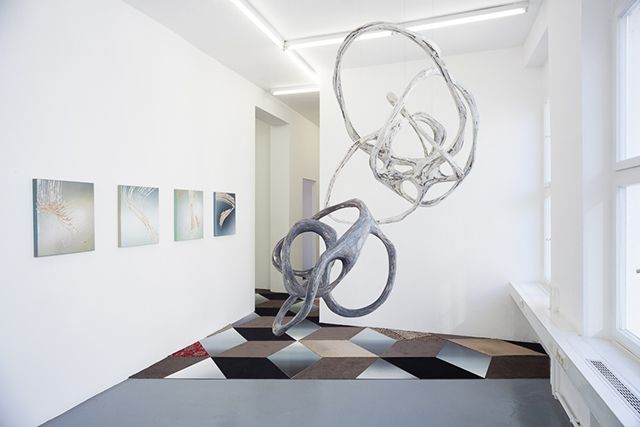 Twisted Wooden Sculptures Contort Timber into Bonelike Forms | The Creators Project