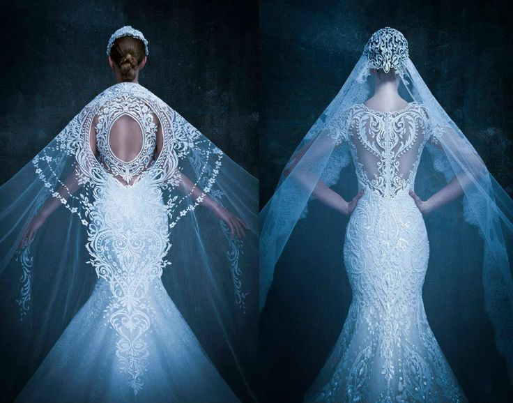 Michael Cinco Wedding Dresses 2017 With Show Stopping Designs
