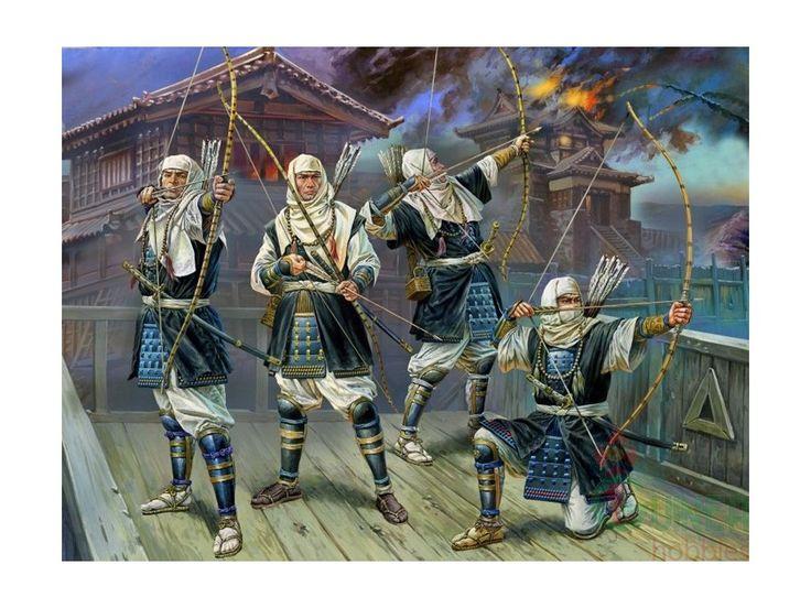 Warrior Monks - Humon Comics