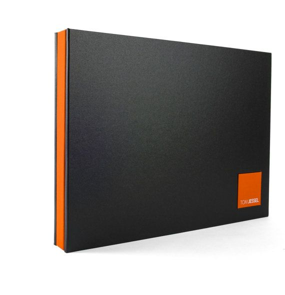 Personalised A3 Screw Post Portfolio Binder by HartnackandCo, £84.00