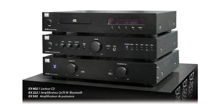BC Acoustique EX-602.1 / EX-222.1 / EX-502