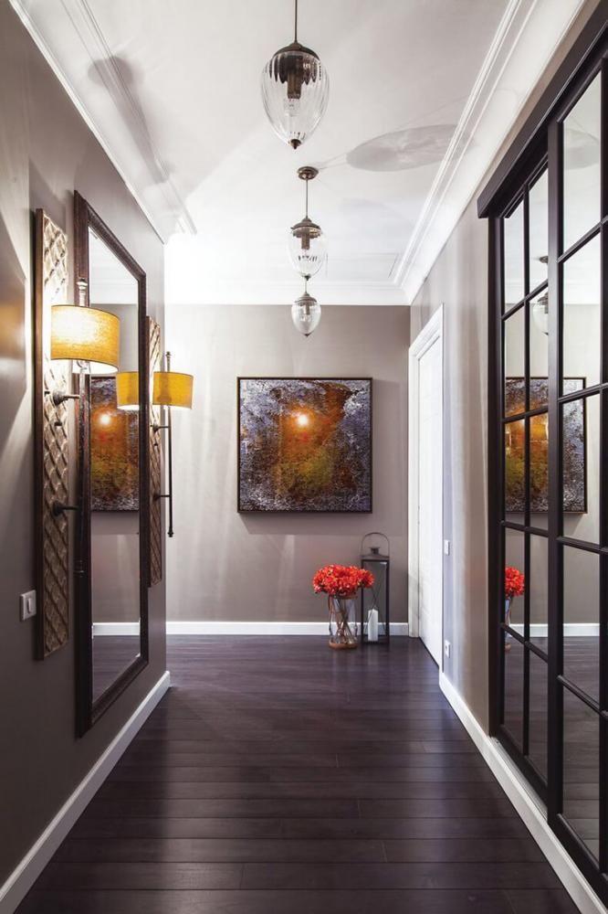 Узкий коридор и тесная прихожая: убрать нельзя оставить - Colors.life