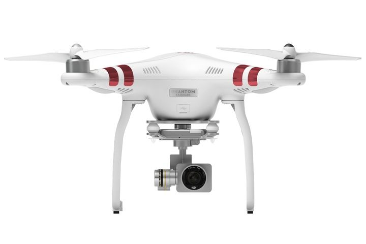 DJI Phantom 3 Standard + Skořepinový batoh zdarma - Obchod s drony