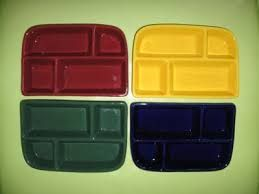 Image result for divided plates for adults