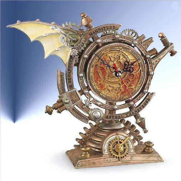 Stormgrave Celestial Clock