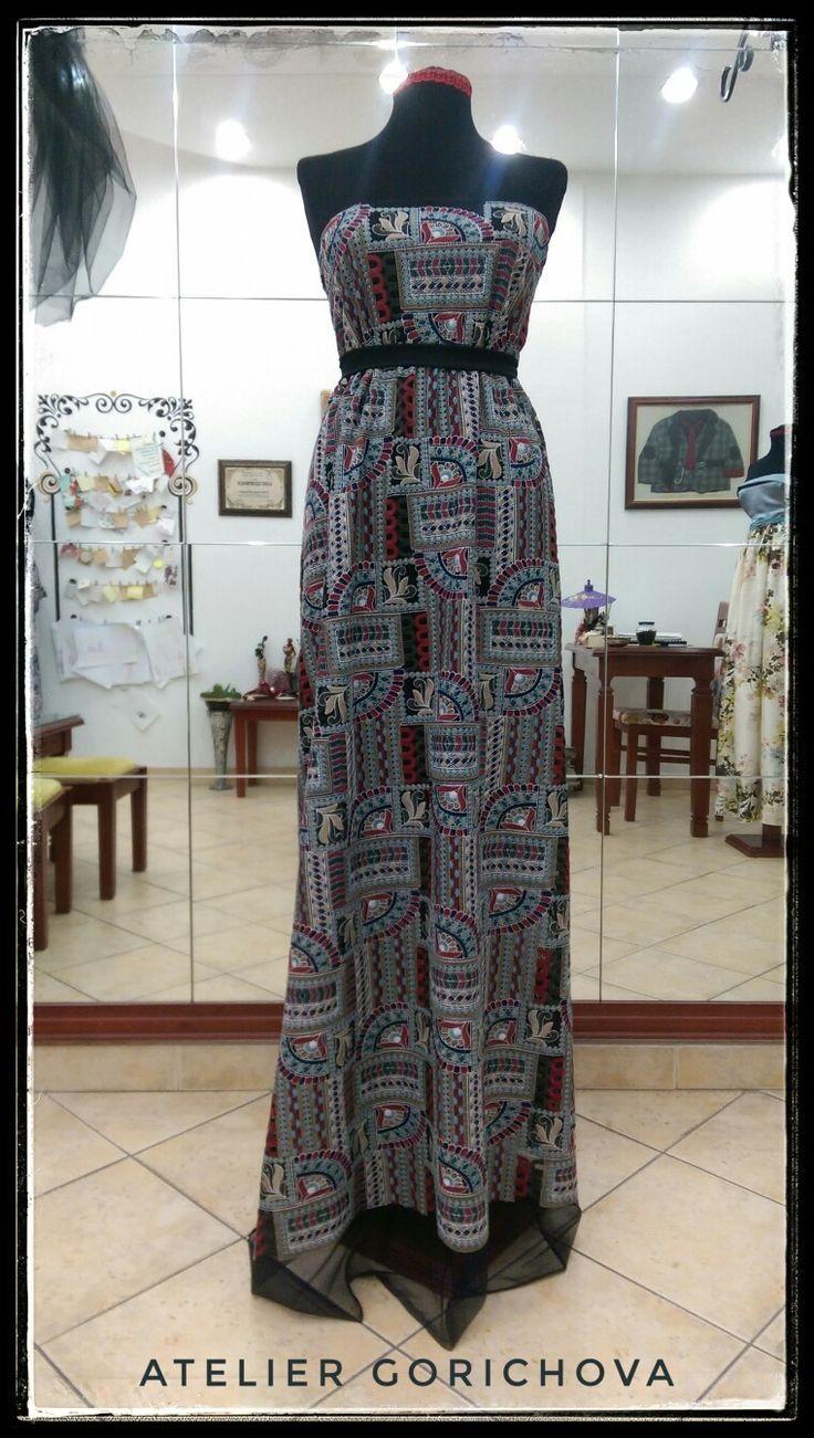 #colors #geometrics #unic #dress #beautifuldress #beunic #handmade #by #gorichovaatelier #magical #fellingcreative #feelthemagic #simple #elegant #inatafashion #fashion