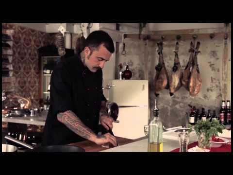 In cucina con Chef Rubio - Risotto con datterini, orata e prezzemolo - YouTube