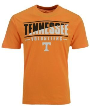 Colosseum Men's Tennessee Volunteers Two Face T-Shirt - Orange XXL