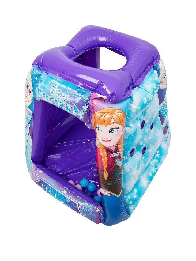 Disney Frozen Ball Pit with 20 Balls | Hayley Taylor on WeShop