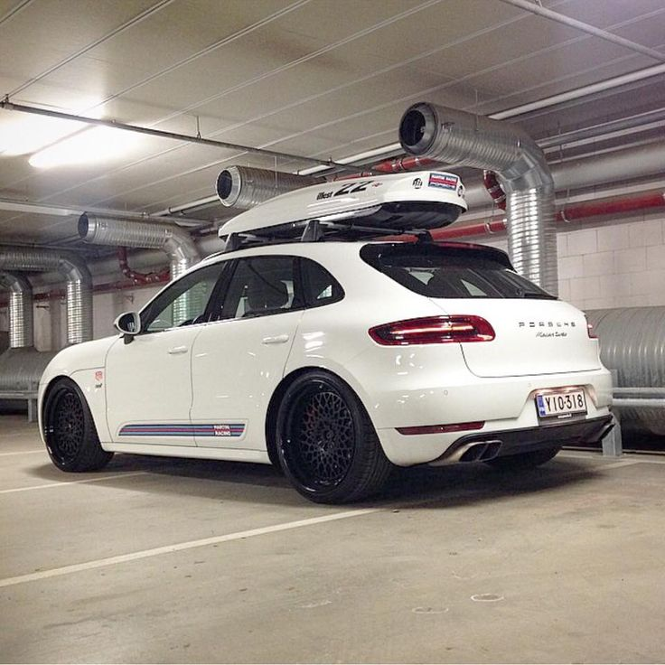 Used Turbo Suv: PORSCHE MACAN Turbo Rotiform