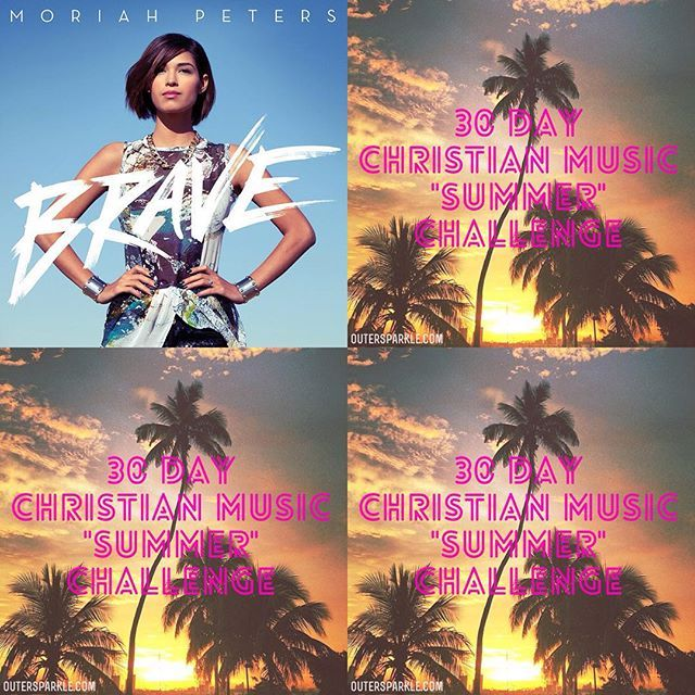 #Day4 of the #christianmusicchallenge is @Moriahpeters #Brave check out the video on the blog LINK IN BIO #bravelieasoldier #changingthisworld #christianpop #christianmusic