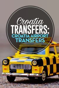 Croatia Transfers: Croatia Airport Transfers. We have a fleet of vehicles to take you anywhere across Croatia. So if you are planning a Croatian Vacation we can provide you with an airport, marina and cruise ship transfer, destination transfers and tours,