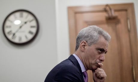 Mayor Rahm Emanuel Creating Murder City In Chicago - Minutemen News What do you expect from an obama affiliate?