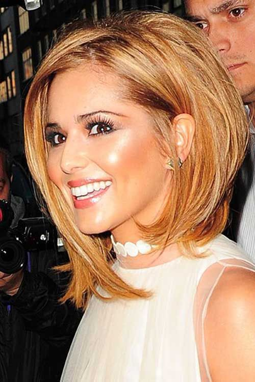 Cheryl Cole Bob Cuts