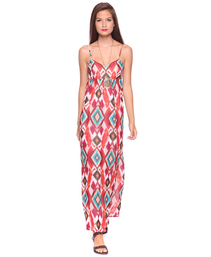 Got this for Outside Lands festival...what do you think? Ikat Maxi Dress | FOREVER21Long Dresses, Maxi Dresses, Style, Beautiful, 2076815124, 21 Maxis, Forever21, Cute Maxis Dresses, Ikat Maxis