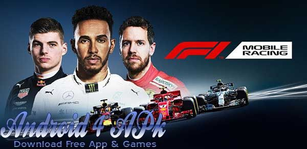 F1 Mobile Racing 2019 1 3 9 Mod Apk Obb For Android With Images