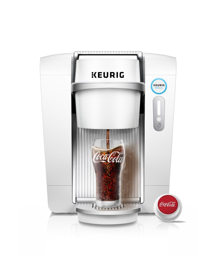 The Keurig Kold brings new meaning to cold refreshing beverages, cold or still to your lifestyle.