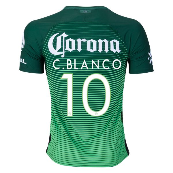 Nike Cuauhtemoc Blanco Club America Third Jersey 2017