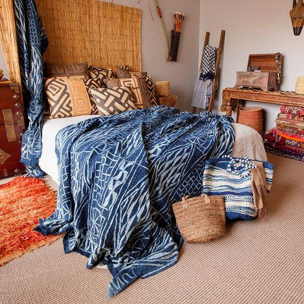 1051 best African chic home images on Pinterest | African interior ...