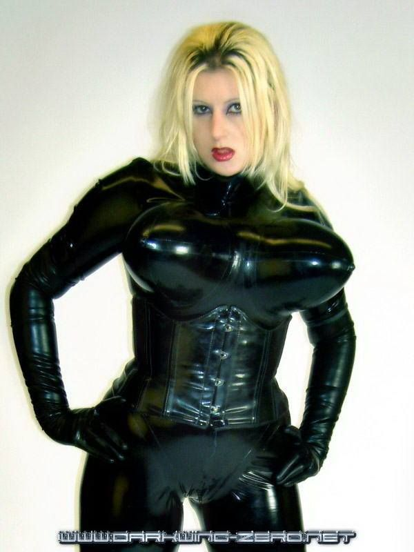 Marilyn yusuf in hot latex Part 5 3