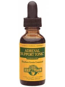 Herb Pharm- Adrenal Support Tonic Compound 8 oz