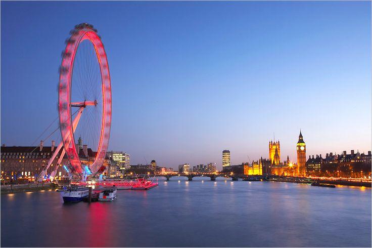 Tourismus-Trend - London Eye - Das Ende der Riesenräder ...