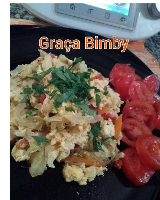 Bimby Truques & Dicas: Legumes á Brás