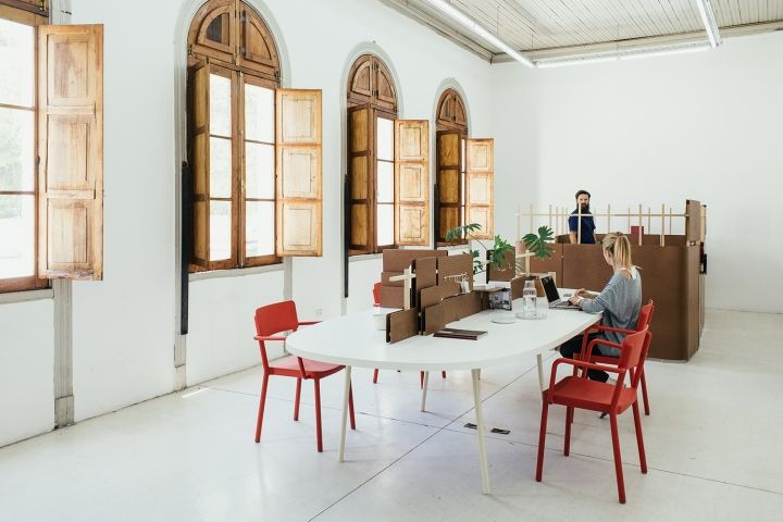 Ensamble workspaces by The Andes House » Retail Design Blog
