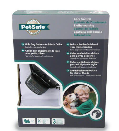 Petsafe anti aboiement pour petit chien
