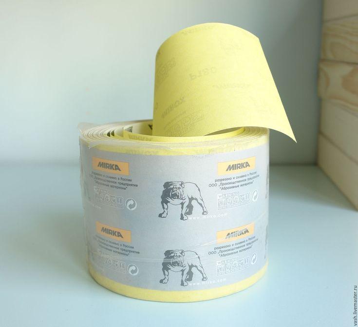 Купить Шлифовальная бумага - шлифовка, абразив, шлифовальная губка, абразивные материалы, шлифовальные материалы