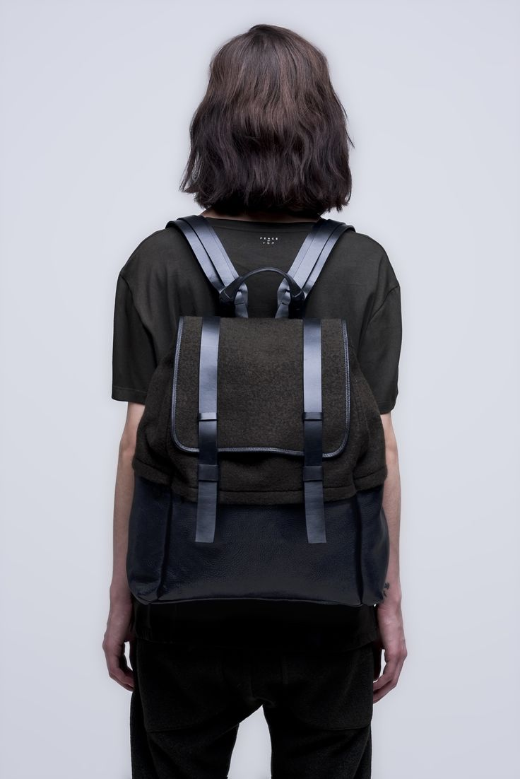 PEACE by VSP AW1617 winter backpacks http://www.shopvsp.com/peace-by-vsp-collection