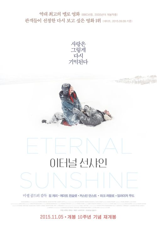 Watch Eternal Sunshine of the Spotless Mind Full Movie Online