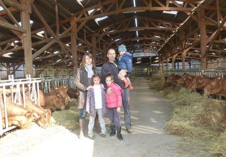 Saveurs Limousines, de la viande heureuse // Vente directe de viande bio à la ferme ou au magasin Chambe.