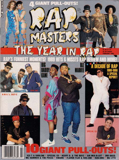 Community Post: 12 Magazine Covers That Perfectly Sum-Up Hip-Hop's Golden Era