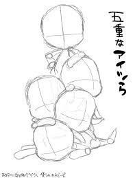 Картинки по запросу man anime pose
