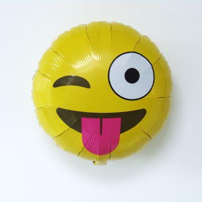 ballon-emoji-clin-d'oeil