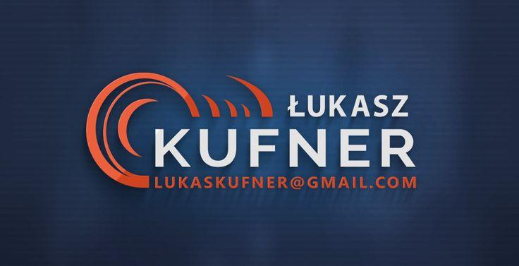 2014, Logo for photographer Łukasz Kufner, webgrafika.pl