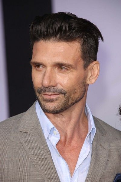 Frank Grillo #hairstyle #menshairstyle #hair