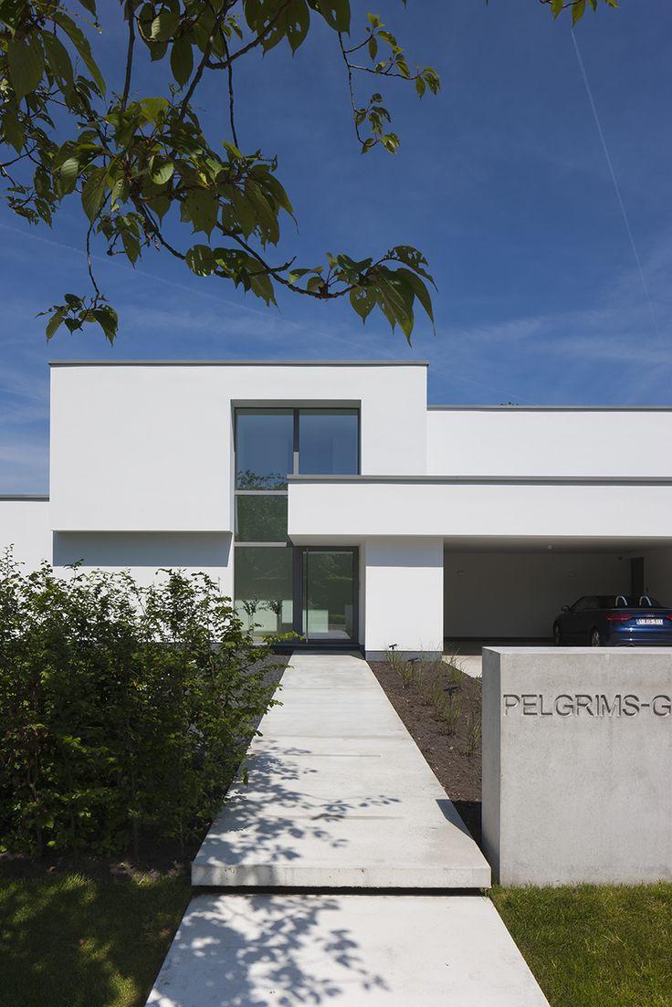 Zoersel van architecte Anja Vissers. © foto's Liesbet Goetschalckx
