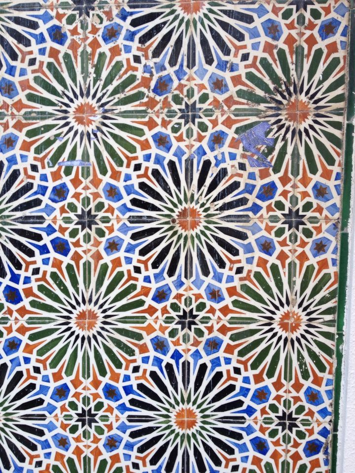 Tiles from Sesimbra