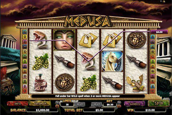 Medusa #slotmachine #slot
