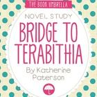 Bridge to Terabithia by Katherine Paterson - This is a novel study for Bridge to Terabithia by Katherine Paterson.  32 pages not including answer k...