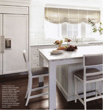 Hickory Chair Bar Stools Marit Bar Stool from the Atelier