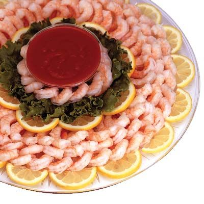 Seafood Platter Ideas | shrimp platter $ 25 00 qty cooked peeled premium shrimp served with ...
