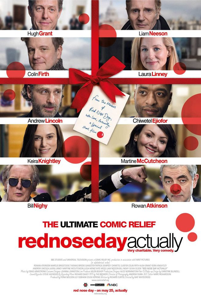 Watch the Love Actually sequel short Red Nose Day Actually online now! - Movie News | JoBlo.com