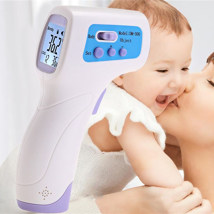 DM300 Professional Digital LCD Infrared Thermometer Gun Non-contact IR Temperature Measurement Laser Gun Diagnostic-tool Device  Price: 34.03 USD